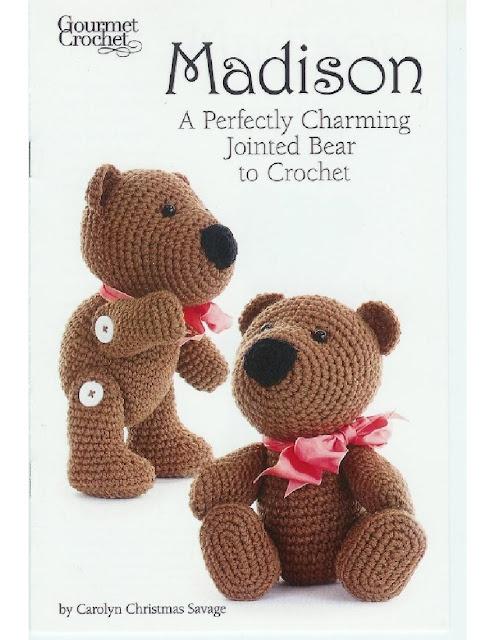 Ourson amigurimi EN Madison Bear - Christine - Picasa Web Albums