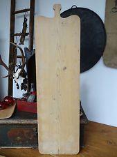 N8548 Altes Backbrett / Kuchenbrett - rechteckig - 112 x 32 cm - KONDITOR