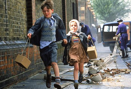 One of the best movies about children in wartime is Hope and Glory, a 1987 semi-autobiographical British drama/comedy by director John Boorman.