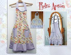 Free Online Apron Pattern | ... .com » Blog Archive » Retro Apron I Made from Free Pattern