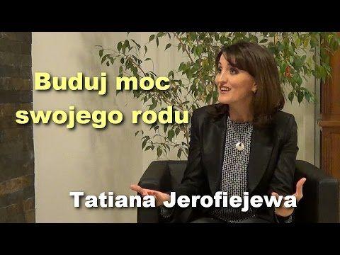 Buduj moc swojego rodu - Tatiana Jerofiejewa