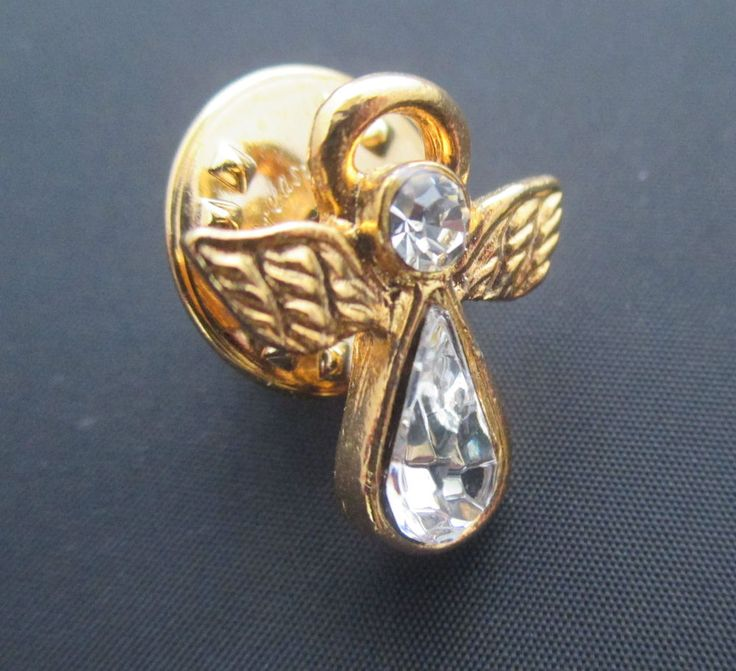 The Original Guardian Angel Pin by Treasures & Trinkets in Jewellery & Watches, Fashion Jewellery, Brooches | -Available at : ADRL ebay Store - http://stores.ebay.com.au/ADRL-Store