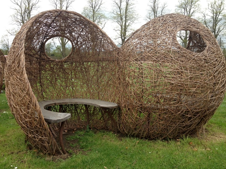 Willow pods by Tom Hare ~ Willow Man