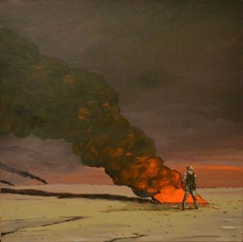 The Confrontation II - Ben Tankard on Art Fido