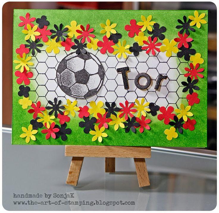Fußball-Karte | Soccer Card