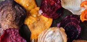 Egészséges chipsek, büntetlenül és olcsón!