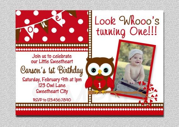 items similar to boys owl birthday invitation birthday valentine owl birthday party invitation printable boys or girls on etsy