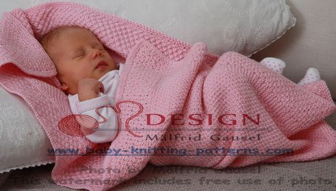 Baby blanket knitting patterns | knitting patterns for baby blanket