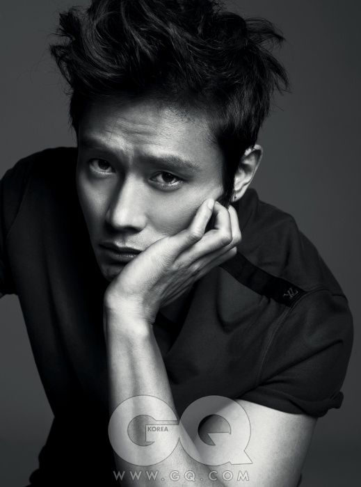 Lee Byung Hun on @dramafever, Check it out!