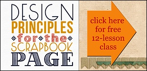 Double Up No 6 | Make a 2-Page Layout from a 1-Page Sketch or Template - Scrapbooking ideas & free tutorials at Get It Scrapped