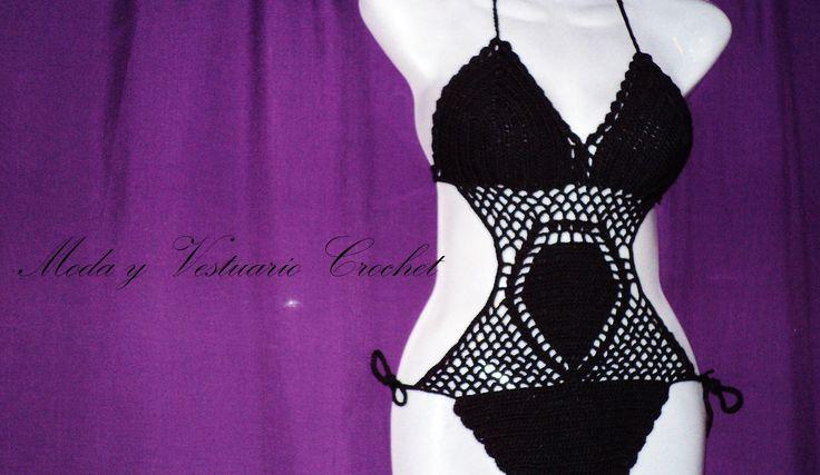 Trikini Negro Diamante