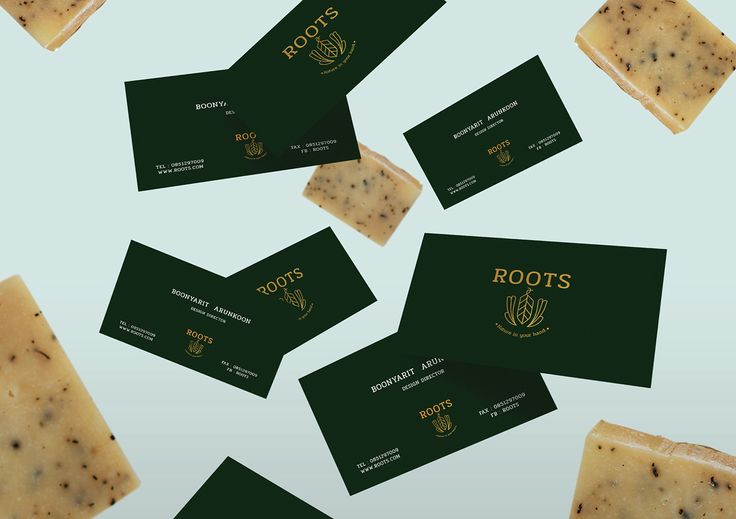 "Check out my @Behance project: ""ROOTS""…"