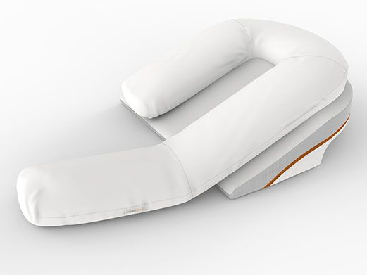 MedCline acid reflux relief pillow system