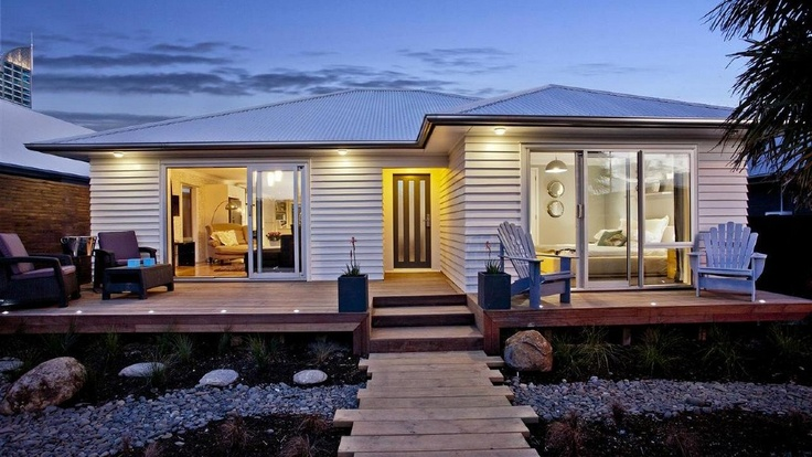 The Block NZ 2012. #BestFrontYard #DryRiverBed www.richardlandscapeconcepts.co.nz