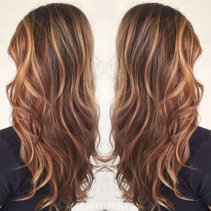 Different Types Of Highlights For Brown Hair