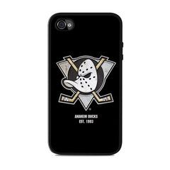 Anaheim Mighty Ducks Sport Iphone 4 / 4s Cases