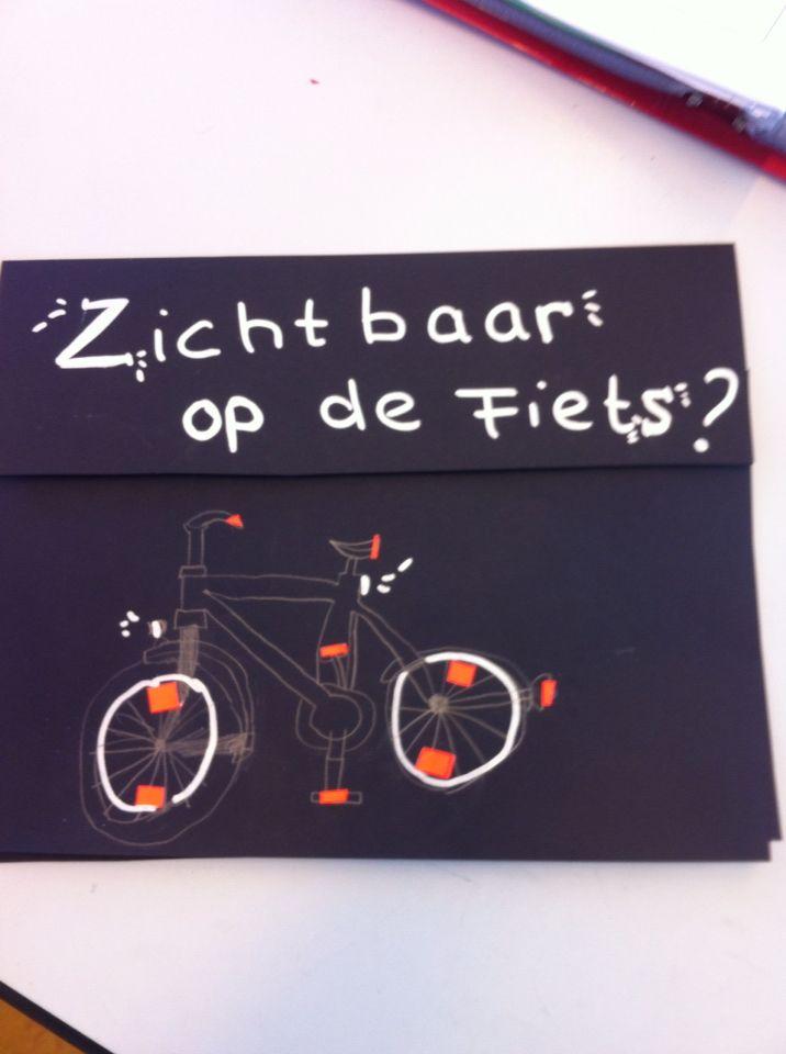 Zichtbaar op de fiets?