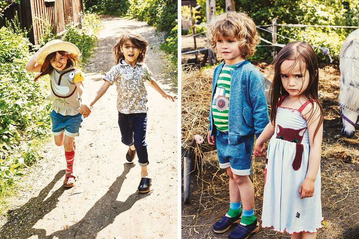 Vorstellung der Marke UBANG babblechat - dänische Kindermode für Mädchen und Jungen bis 10 Jahre