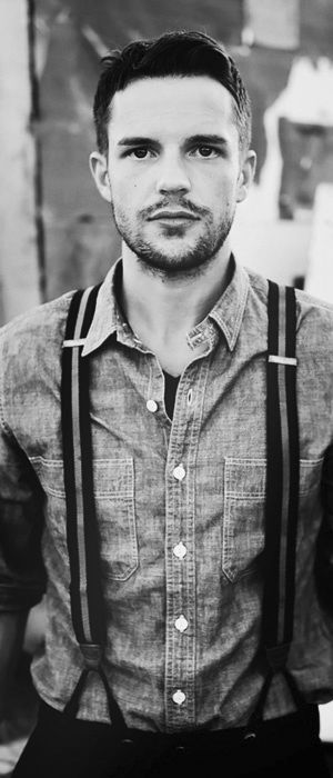 Brandon flowers - Attractive AND Talented , also lead singer of The Killers!