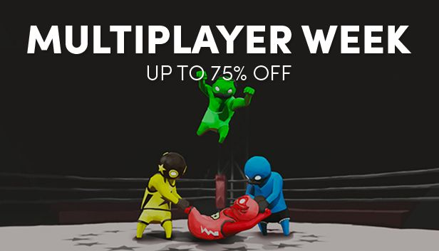 [Humble Store] Multiplayer Week - Gang Beasts ($13.39/-33%) / Ultimate Chicken Horse ($8.99/-40%) / Dead by Daylight ($11.99/-40%) / 7 Days to Die ($9.99/-60%) / Streets of Rogue ($7.49/-50%) / Duck Game ($6.49/-50%) / TowerFall Ascension ($7.49/-50%) & more up to -75%