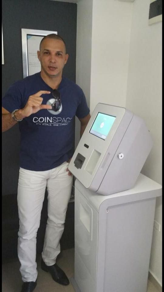 CoinSpace Romania : S-Coin , noul Bitcoin !  Sistem global de ATMs CoinSpace !