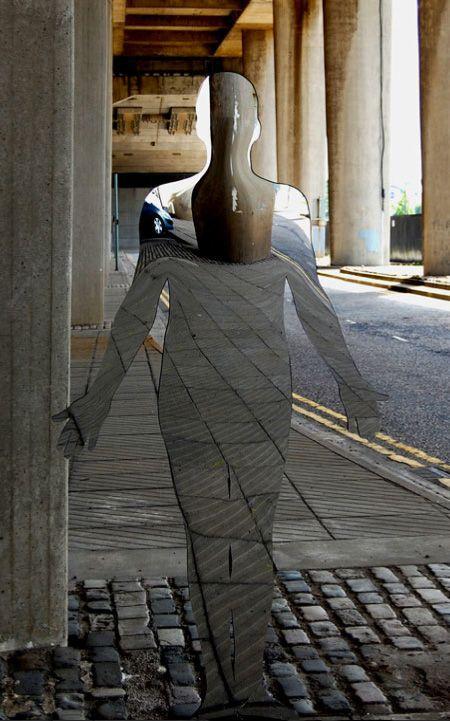Robert Mulholland - Reflective Sculpture