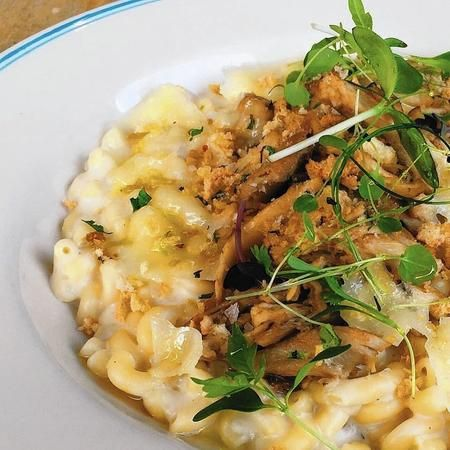 Manchego Mac & Cheese Recipe from the Four Seasons Hotel in Orlando