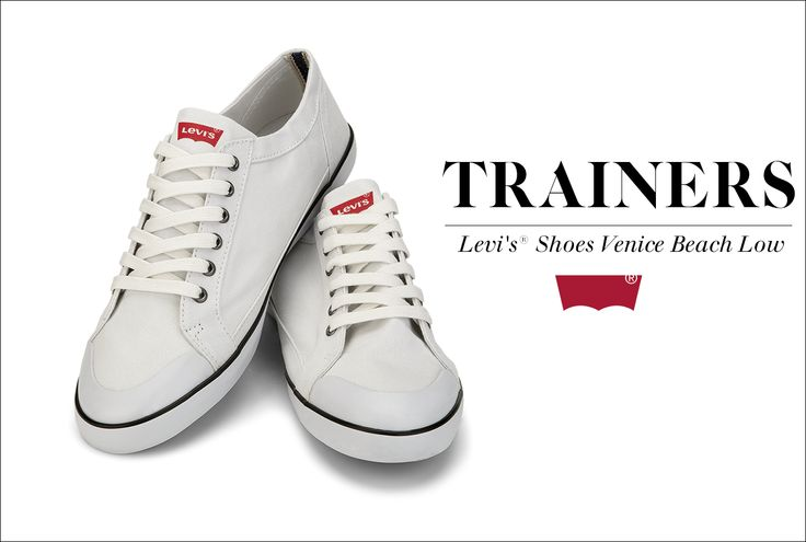 #trainers #shoes #levis #butycom