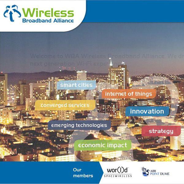 Şirketimiz Wireless Broadband Alliance üyesidir.  Our company is a member of the Wireless Broadband Alliance. #WorldGN #mCell5G #5G #WorldGNTurkey #WorldGNTürkiye #Technology #Teknoloji #Telekomünikasyon #GiyilebilirTeknoloji #WearableTechnology #SmartPhone #SmartPc #MLM #DoğrudanSatış #NetworkMarketing #DirectSelling #Entrepreneur #Entrepreneurship #Girişimcilik #işfırsatı #isfirsati #işarayanlar #isarayanlar