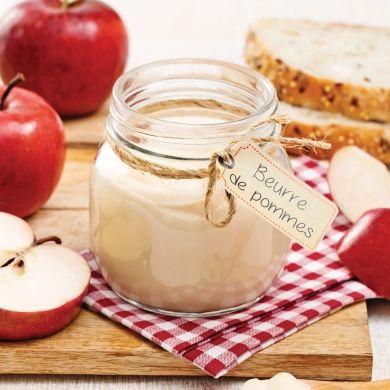 Beurre de pommes - Recettes - Cuisine et nutrition - Pratico Pratique