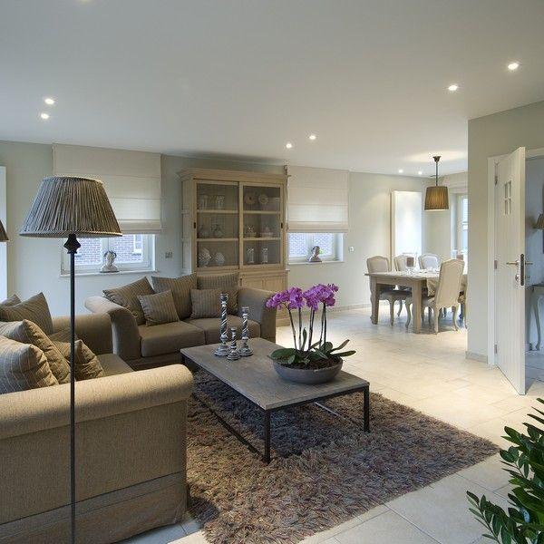 Meer dan 1000 idee n over oranje huisdecoratie op pinterest interieurontwerp huisdecoratie en - Gordijnen landelijke stijl chique ...