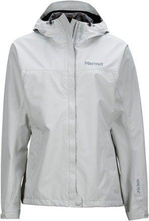 Marmot Women's Minimalist Rain Jacket Glacier Grey XS