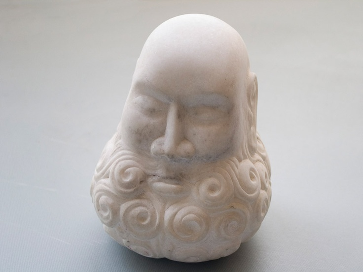 """""""Uday"""",  Marble, 2005"""