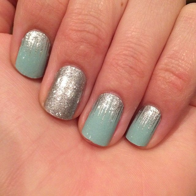 Diamond Dust Sparkle & Iced http://jamoutwithmel.jamberrynails.net