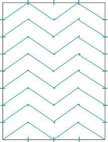 How to paint chevron stripes. Need this for my dresser turned cabinet