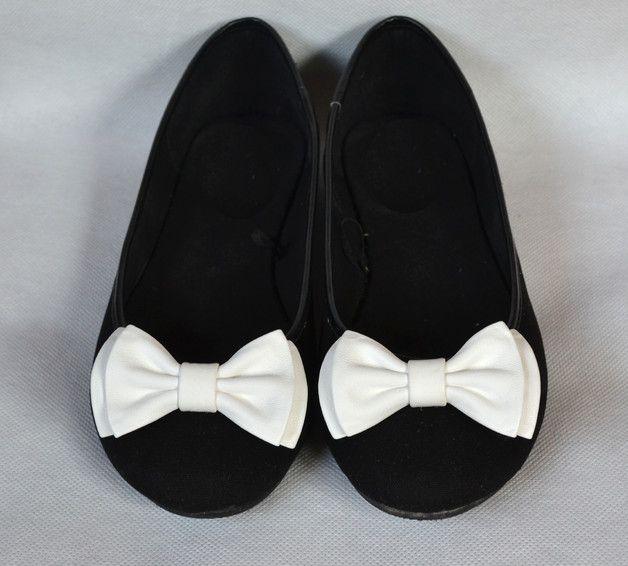 Klipsy do butów - MonaArt - Klipsy do butów