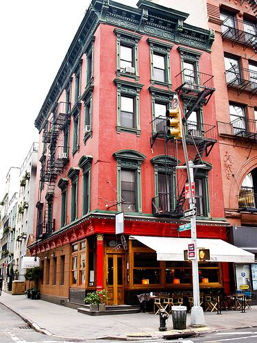 Little Italy New York City ONE OF MY FAVORITE NEIGHBORHOODS IN ALL OF NY..EVER DINE AT ANGELO'S??? GREAT ITALIAN FOOD..VERY AUTHENTIC
