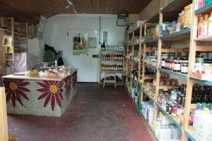 De Vierslag in Nieuweroord, biologische boerderijwinkel