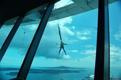 Sky Jump Auckland - The Rotating Restaurant with the Best View in #Auckland