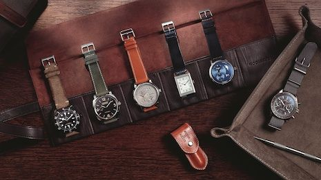 Hodinkee pops up at Harrods in time for gifting