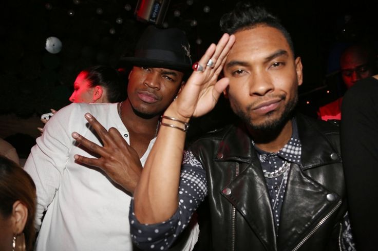 Ne-Yo And Miguel | GRAMMY.com