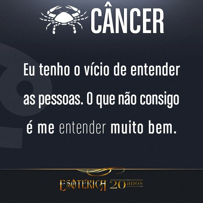 #Câncer                                                       …