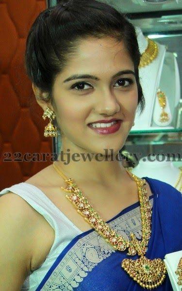 Simran in Mango Mala | Jewellery Designs