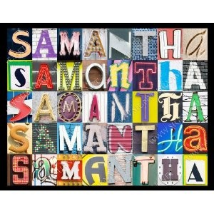 34 best images about samantha on pinterest chinese name