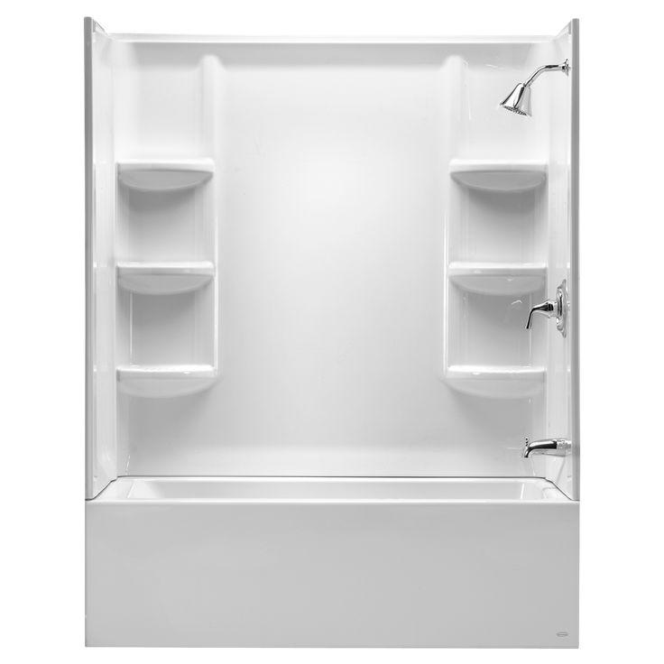 Bathroom Wall Aer: Best 25+ Bathtub Walls Ideas On Pinterest