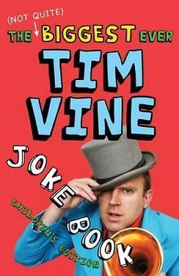 The (not #quite) biggest ever tim vine joke book #children's edition #97818494162,  View more on the LINK: 	http://www.zeppy.io/product/gb/2/232233054559/