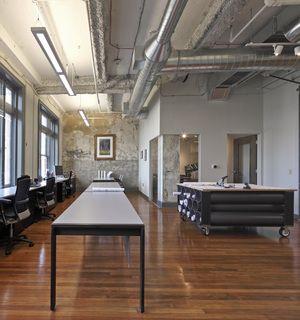 Open Office  R+D ARCHITECTURE