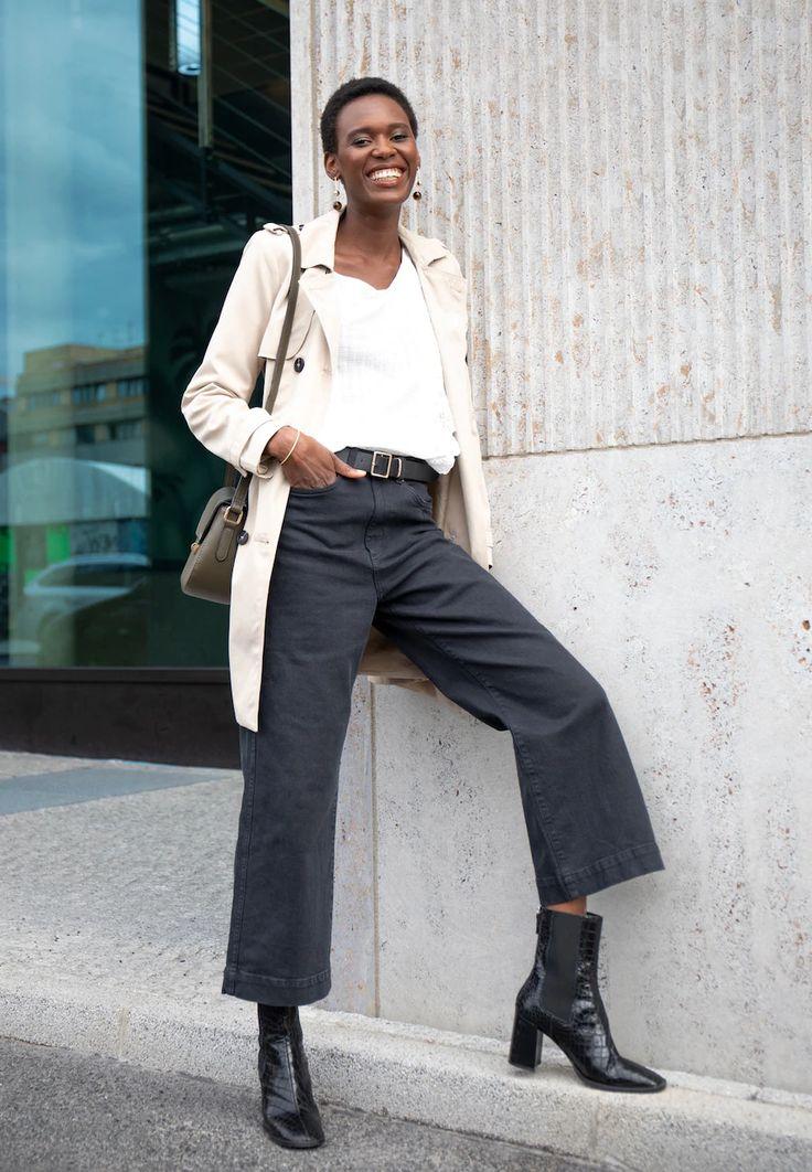 Get the Look für Damen - komplette Outfits und Styles für