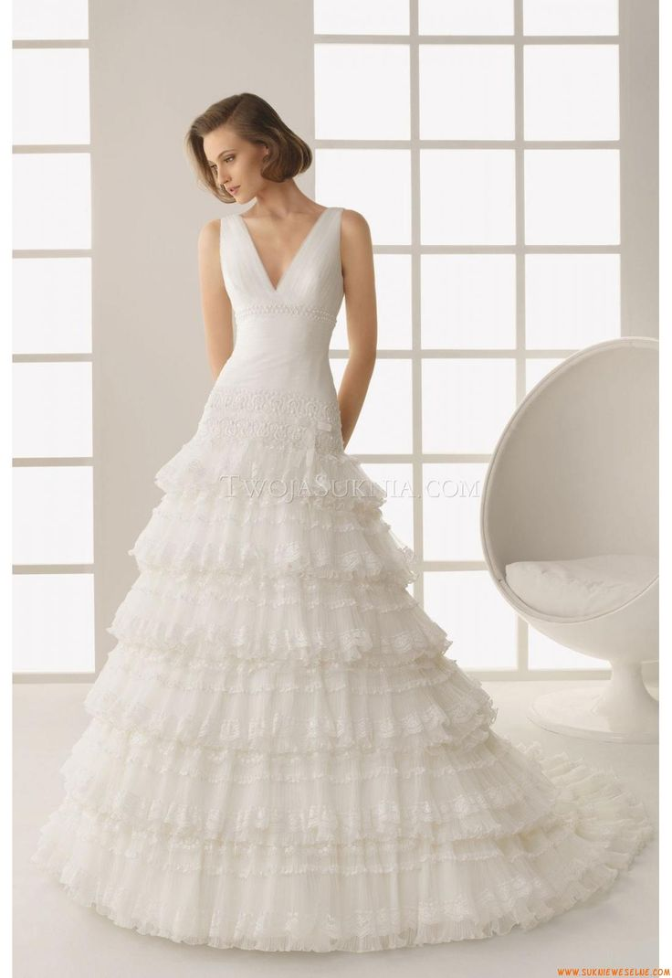 Suknia ślubna Rosa Clara 154 Divino Two 2013