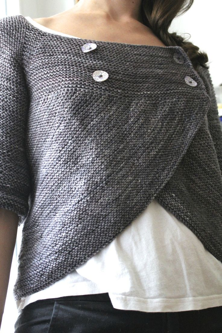 Ou comment faire attendre son binôme tricot pendant une éternité pour une bête histoire de manches... Après notre tricot duo jacquard,...